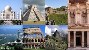 دانلود تحقیق عجایب هفتگانه جهان